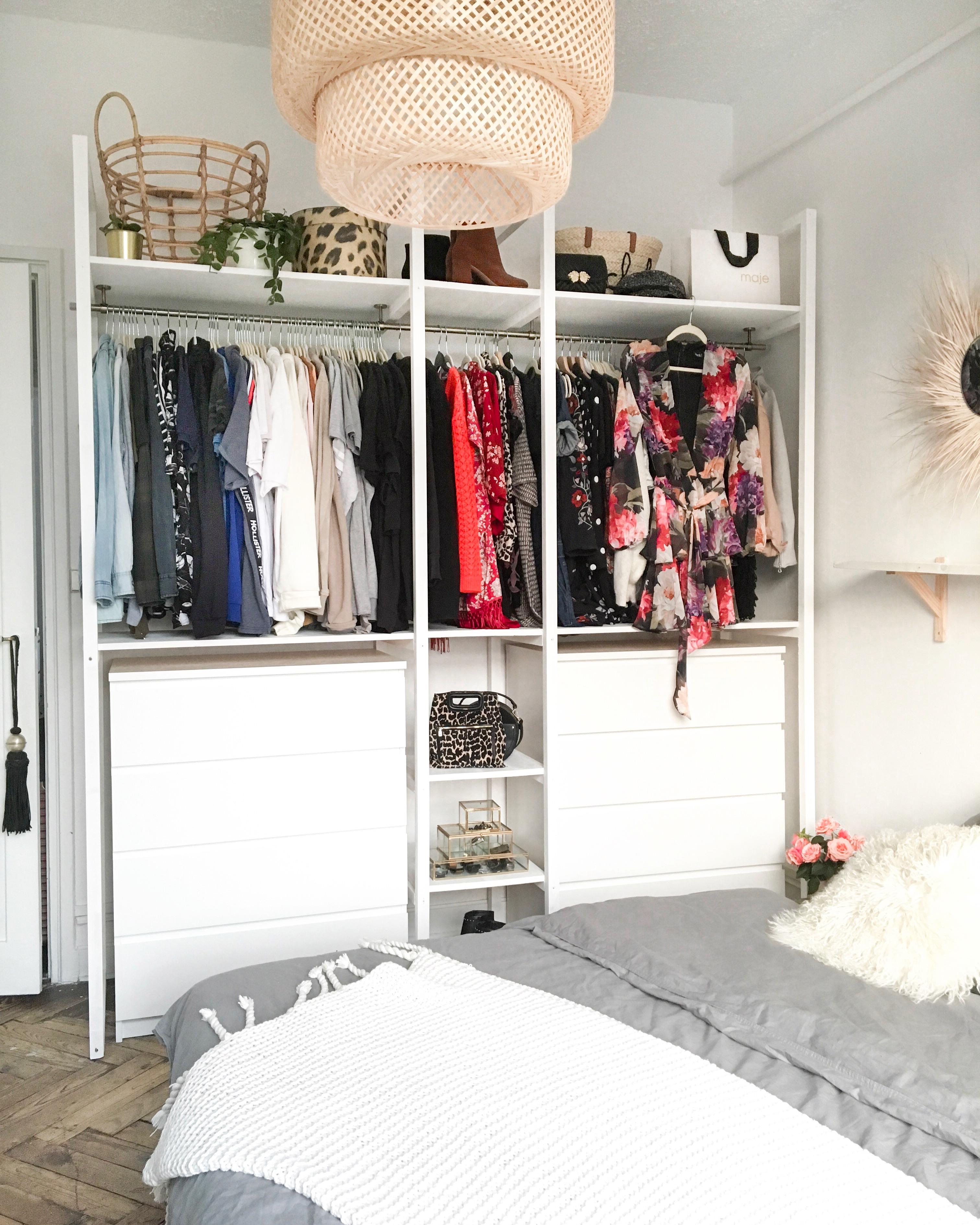 Grand Dressing Sur Mesure comment fabriquer son dressing sois-même à moindre coût et